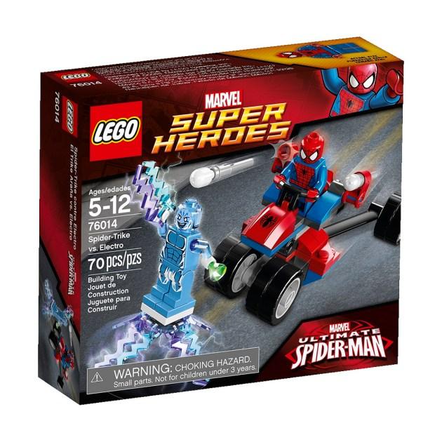 76014 Spider-Trike vs Electro 1