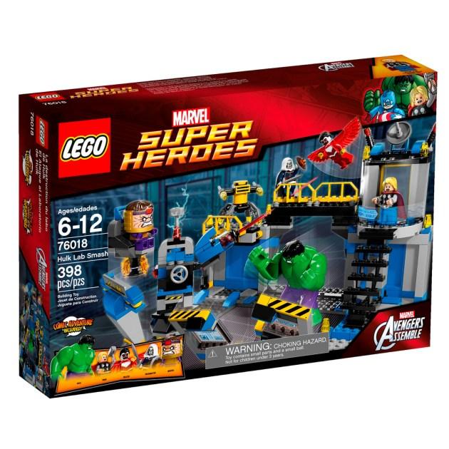 76018 Hulk Smash Lab 1
