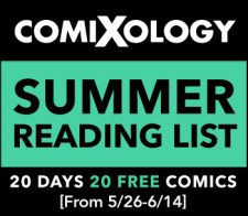 comixology summer reading 2014