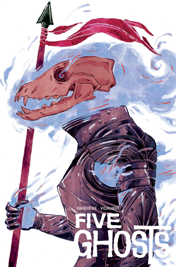 FIVE GHOSTS SPECIAL #1 1