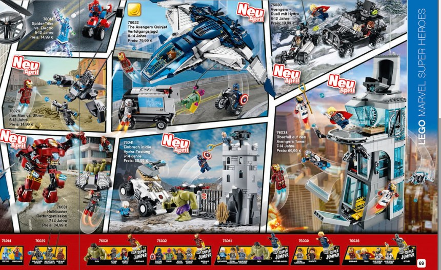 lego age of ultron