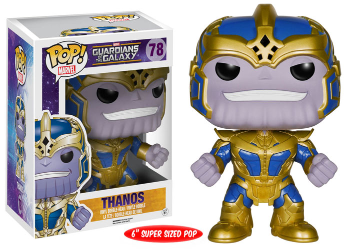 Pop! Marvel Guardians of the Galaxy Series 2 Thanos