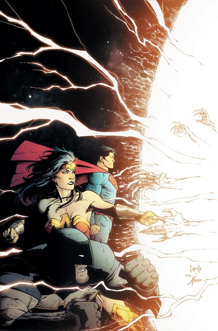 DC Comics METAL_Cv2_Capullo