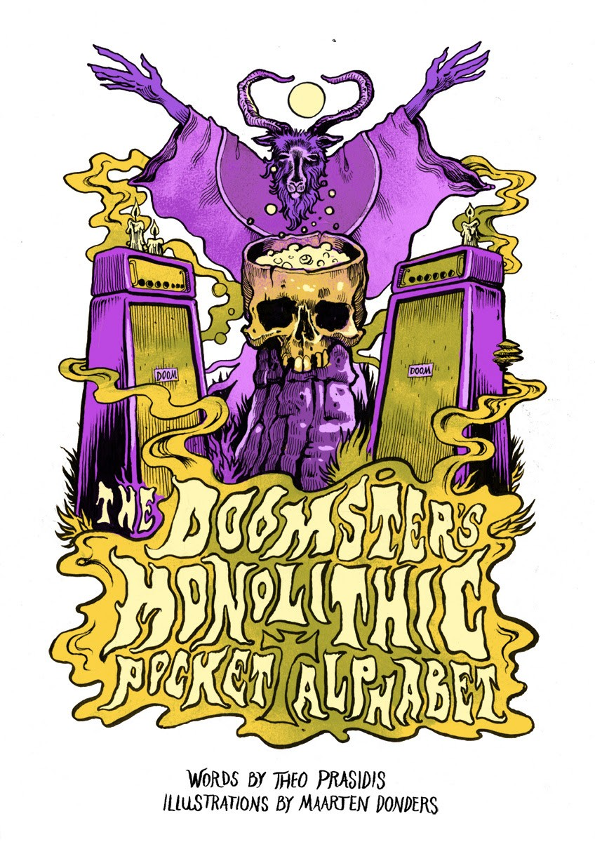 Doomster's Monolithic Pocket Alphabet