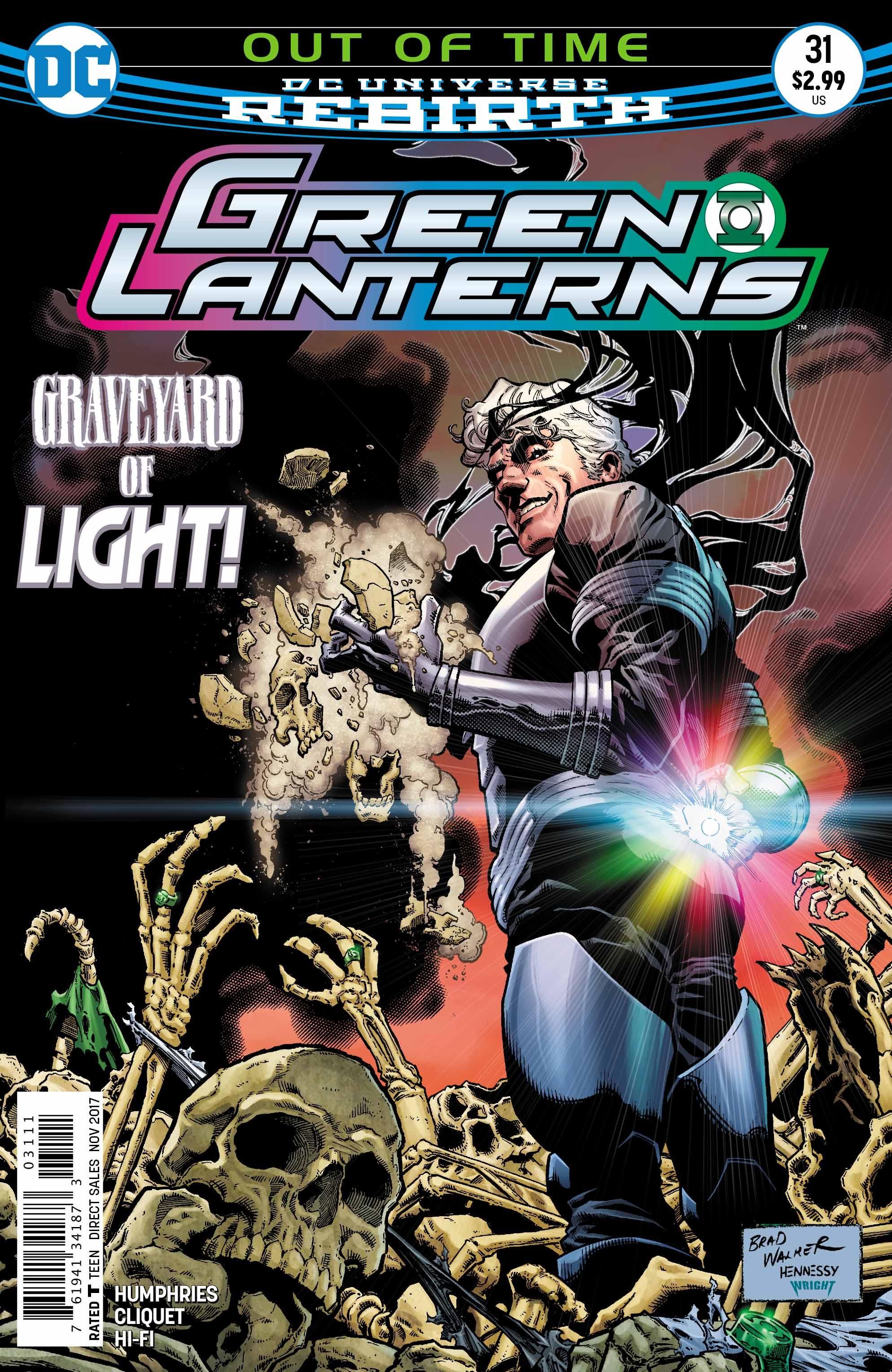 Preview: Green Lanterns #31