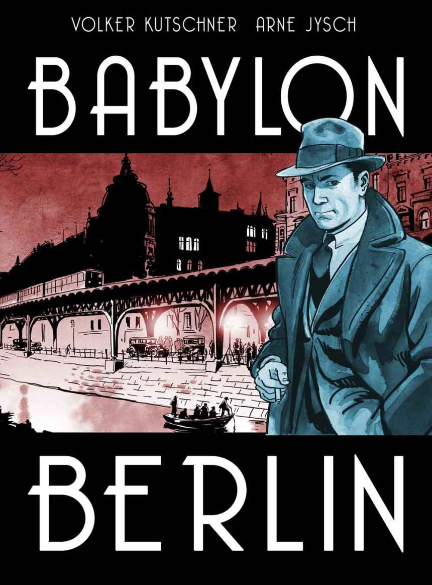Solicits Archives Page 141 Of 566 Graphic Policy Circuit Boardquot Stickers By Sabrina Card Redbubble Titan To Publish Babylon Berlin The Inspiration Behind Netflix Smash Hit Tv Series