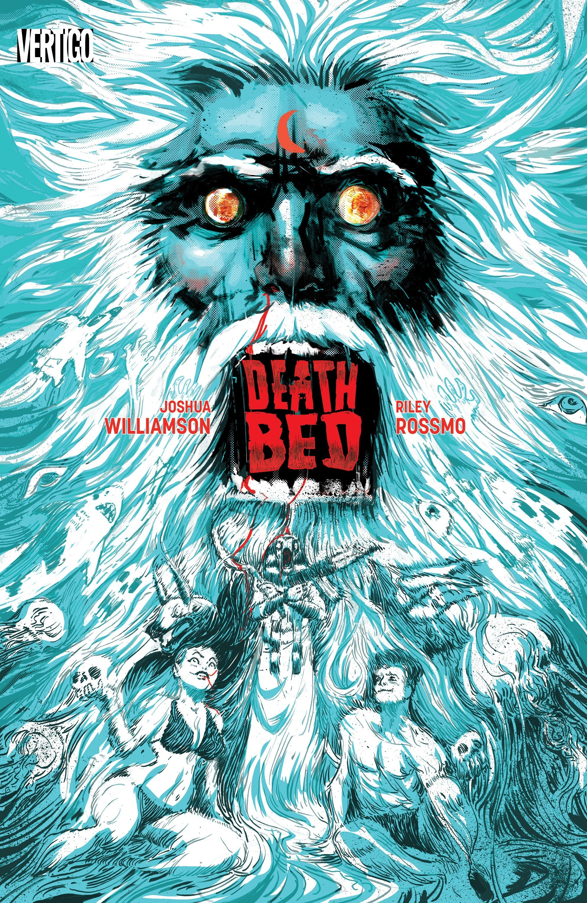Deathbed #6 - Cover