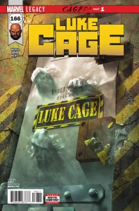 LUKE CAGE #166 1