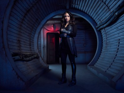 "MARVEL'S AGENTS OF S.H.I.E.L.D. - ABCs ""Marvel's Agents of S.H.I.E.L.D."" stars Chloe Bennet as Daisy Johnson. (ABC/Matthias Clamer)"