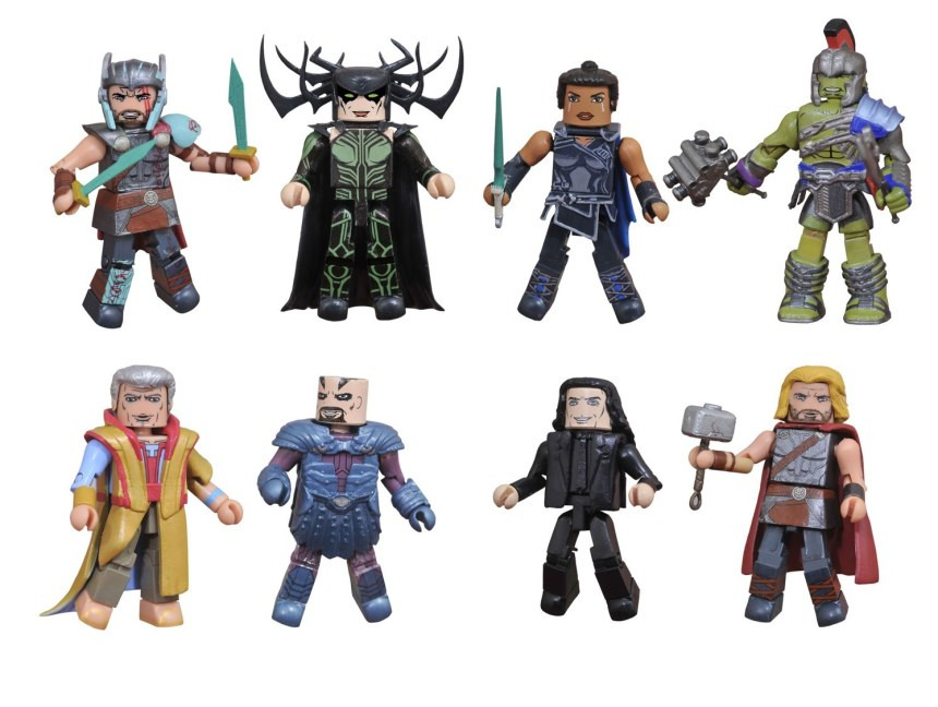 marvel minimates Archives Graphic Policy