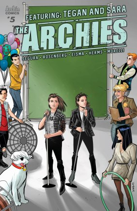 TheArchies#5EismaVar