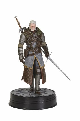 The Witcher 3 Wild Hunt – Geralt Grandmaster Ursine Figure 2