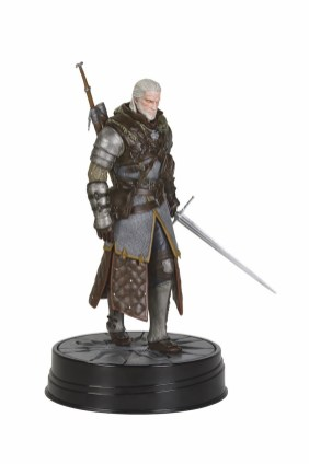The Witcher 3 Wild Hunt – Geralt Grandmaster Ursine Figure 4