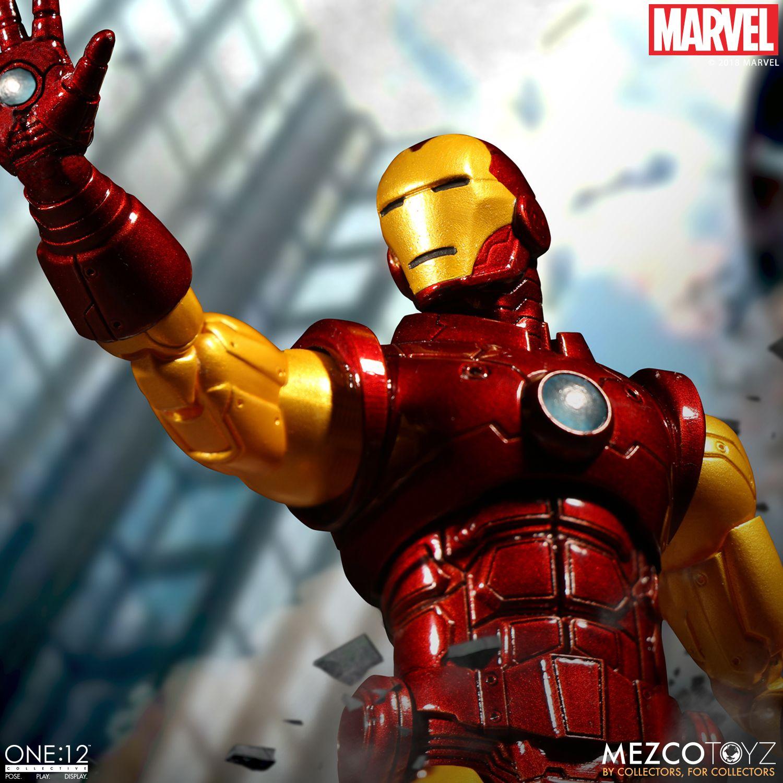One 12 Iron Man 8