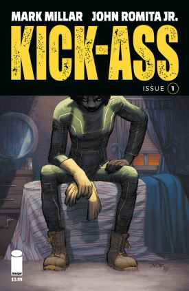 Kick-Ass #1 Featured Image Comics