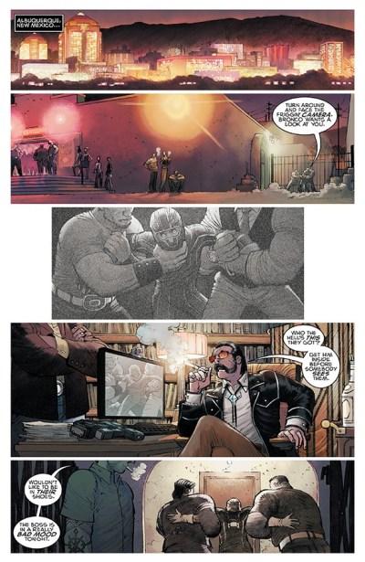 Kick-Ass #1 Opening Page