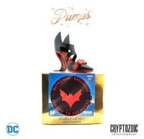 Batwoman DC Pumps Vinyl Figure 2