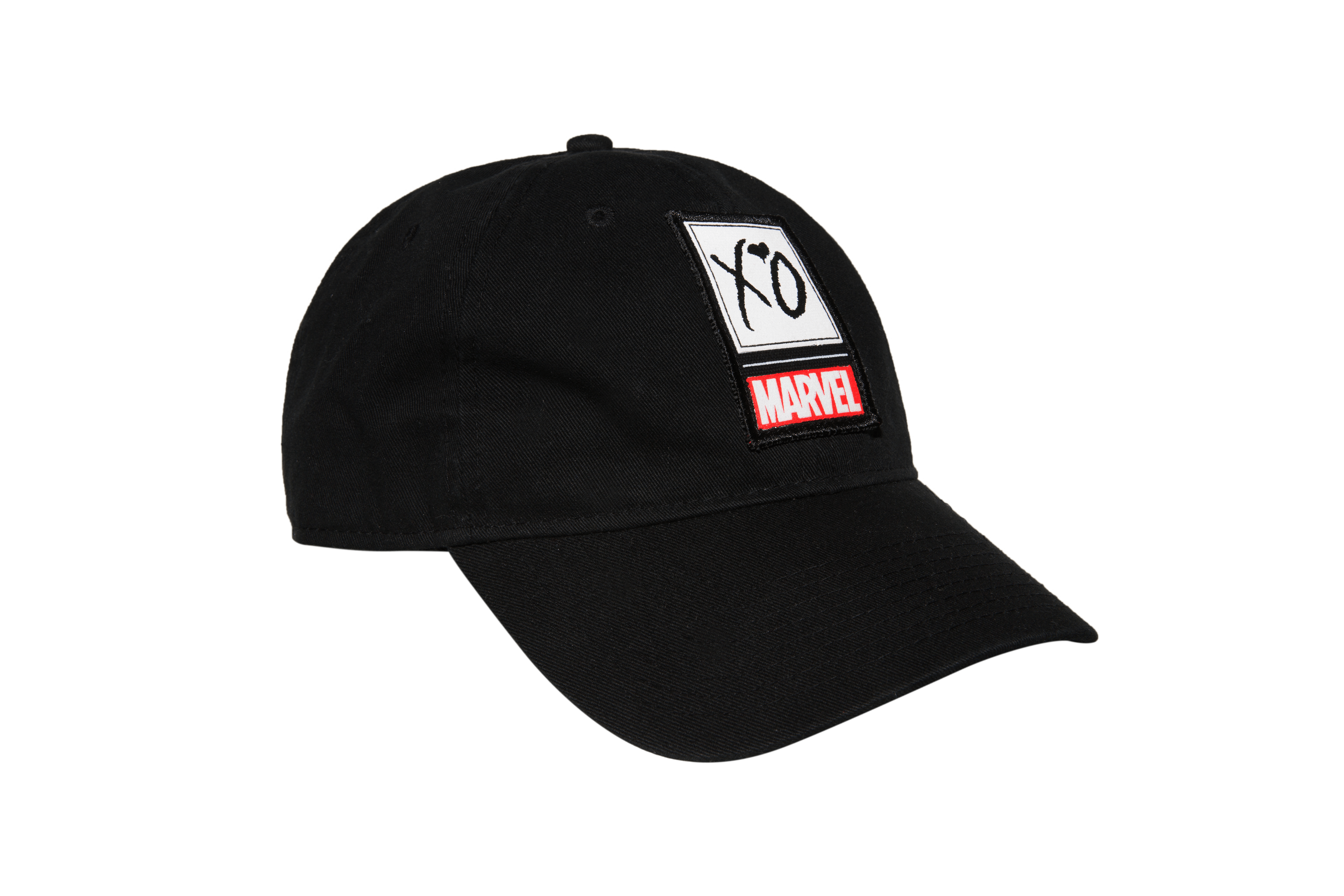 XO Marvel Logo Sports Cap Shot 2