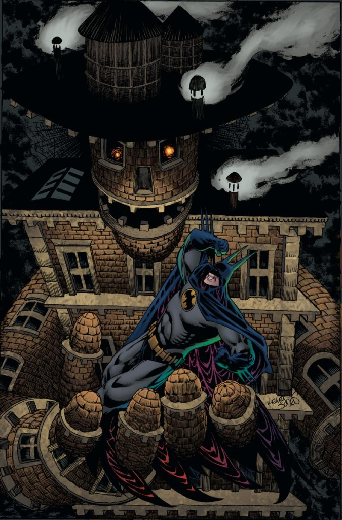 Turning The City Dark Knight Detective Protects Into His Worst Nightmare And Enemy ON SALE 092618 399 US