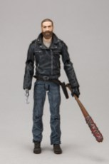 Negan Rick with Lucille