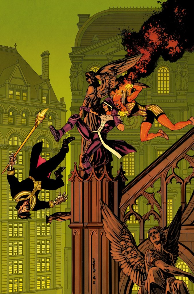 Enter The Huntress And It All Wraps Up In Castle Frankenstein ON SALE 091518 299 US