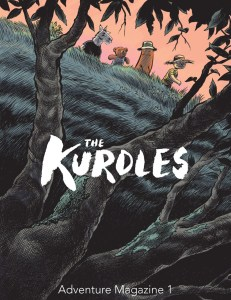 The Kurdles Adventure Magazine 1