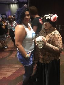 Persephone and Morrigan from WicDiv.