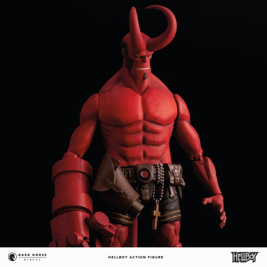Game Of Thrones The Night King 1 10 Scale: Dark Horse Direct Gets A Hellboy Action Figure And Ice