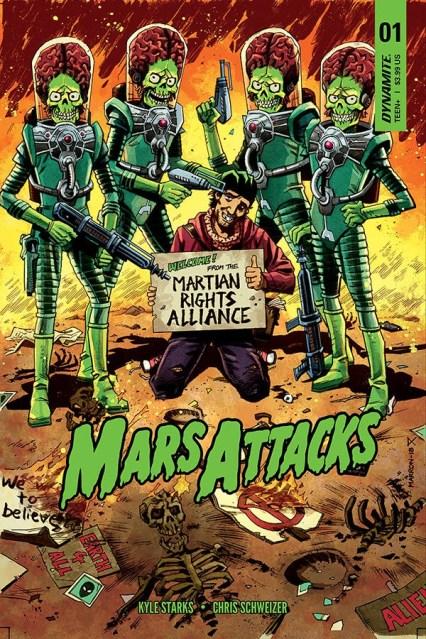Mars Attacks! 5