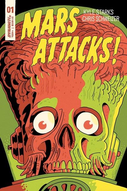 Mars Attacks! 6