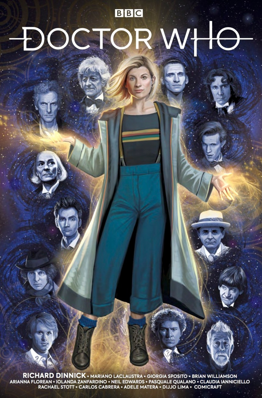 Doctor_Who_The_Thiteenth_Doctor_0_Cover A