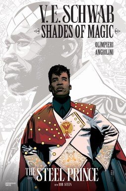 Shades of Magic The Steel Prince #1 NYCC Variant