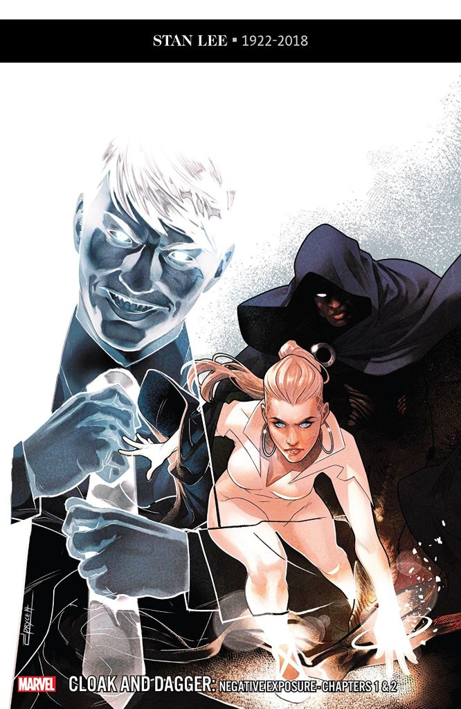 Cloak and Dagger: Negative Exposure #1