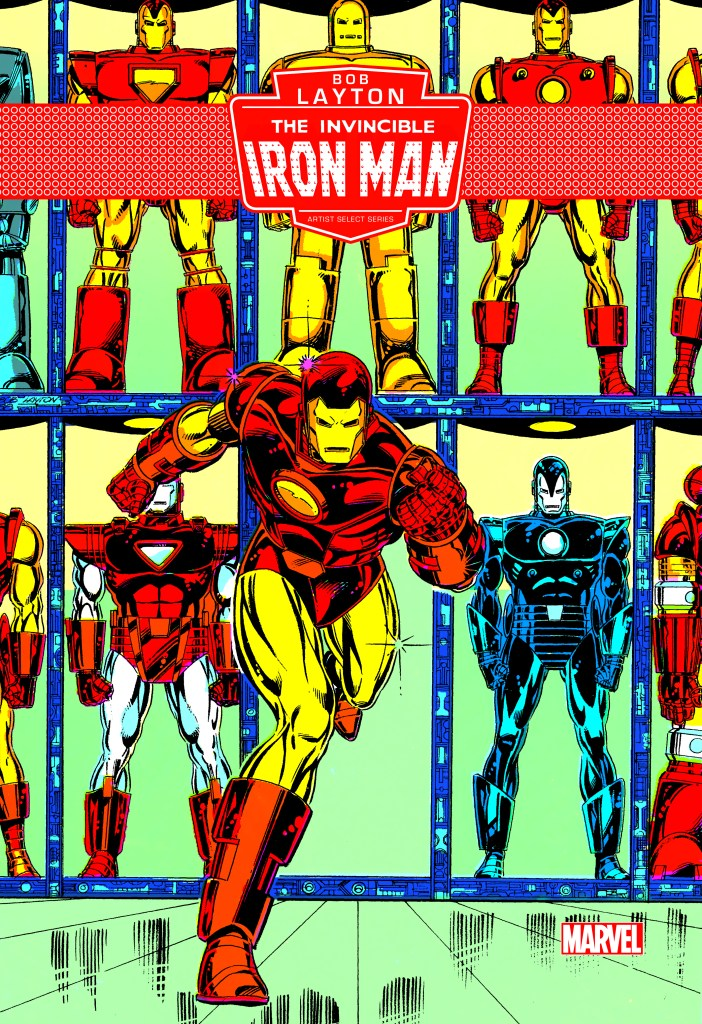 Bob Layton's Iron Man Artist Select