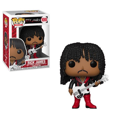 Pop! Rocks: Rick James