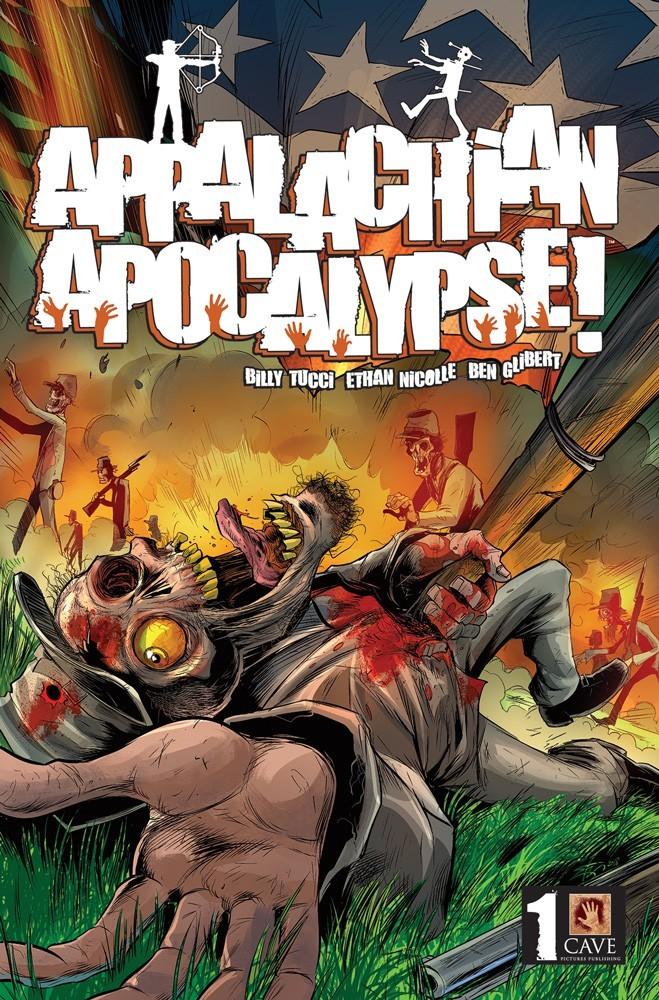 APPALACHIAN APOCALYPSE #1 (of 6)
