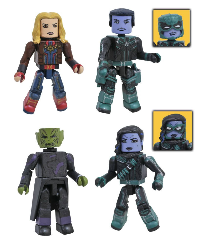Captain Marvel Minimates