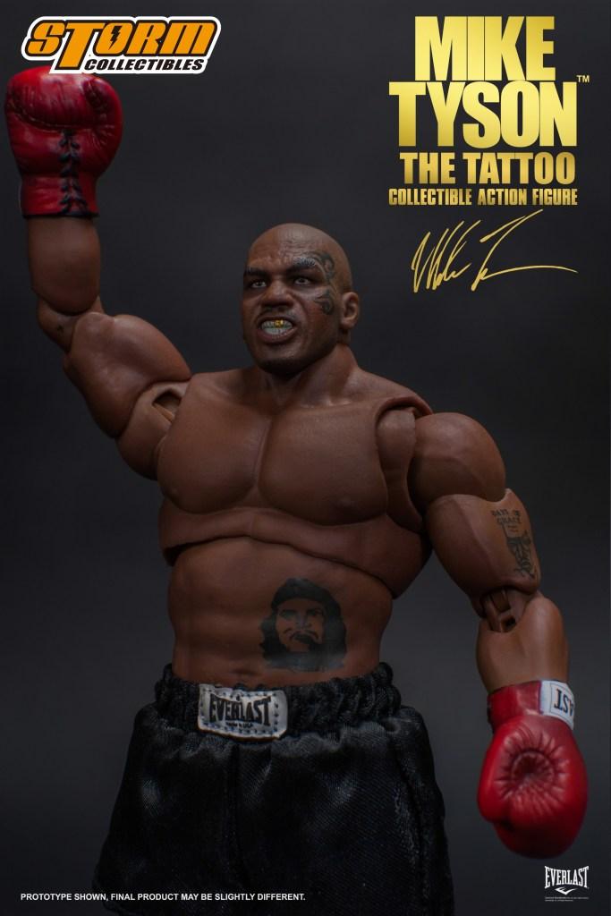 5465579e3 Bluefin Opens Pre-Orders For Mike Tyson