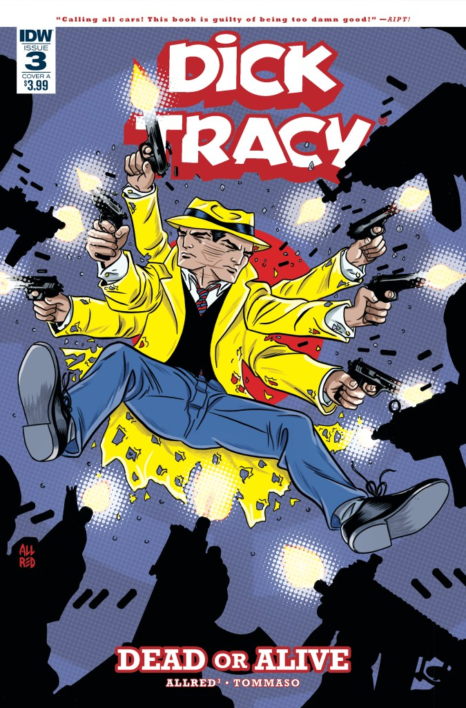 Dick Tracy: Dead or Alive #3