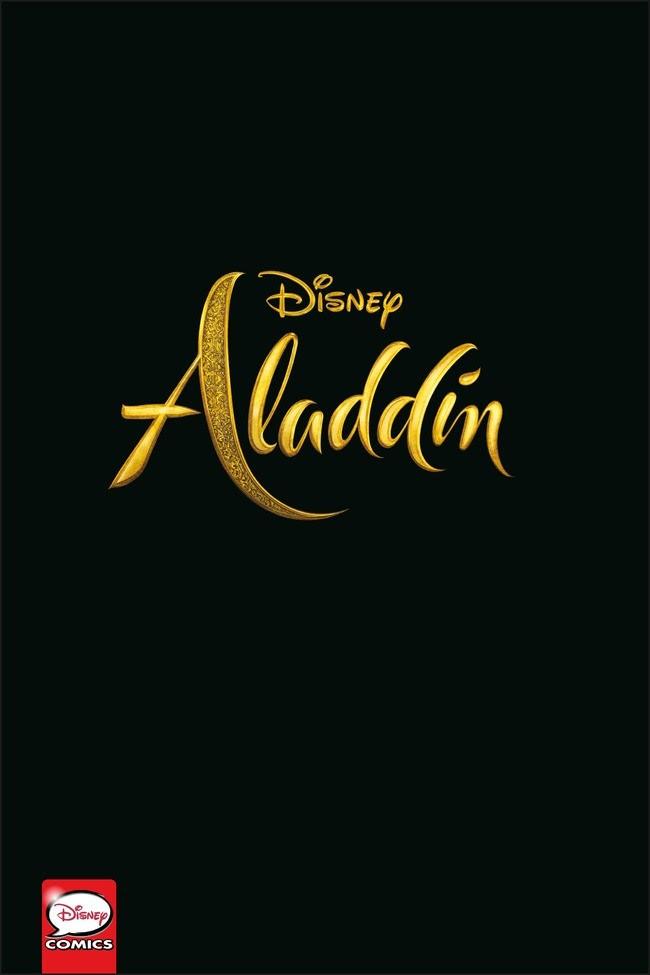 Disney Aladdin (Live Action) TPB