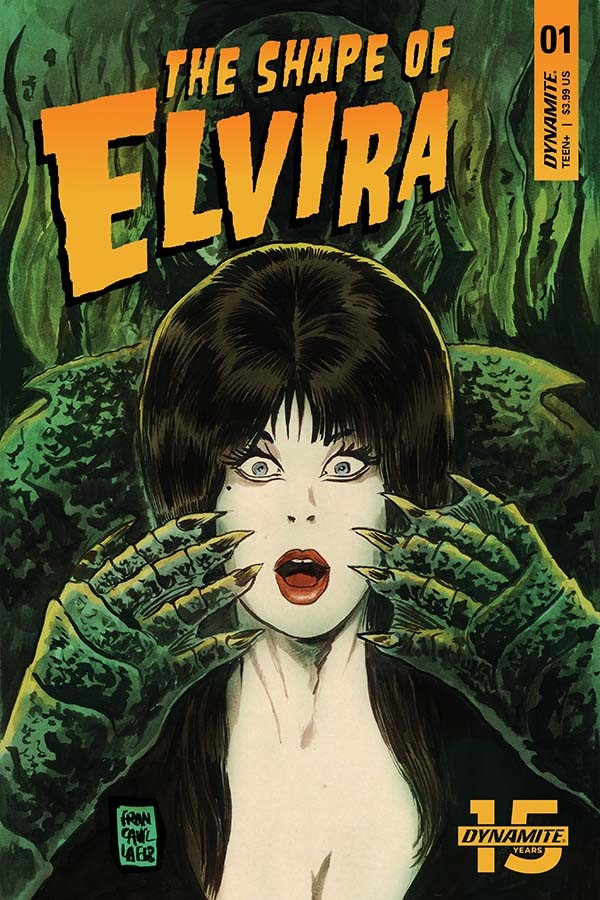 Shape of Elvira #1