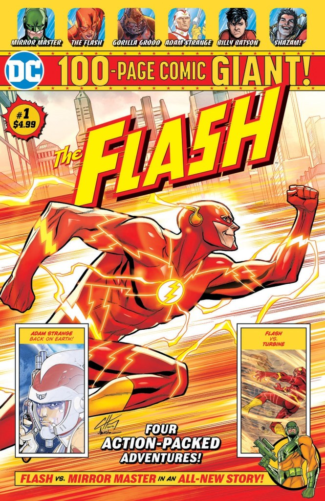 The Flash 100-Page Giant #1