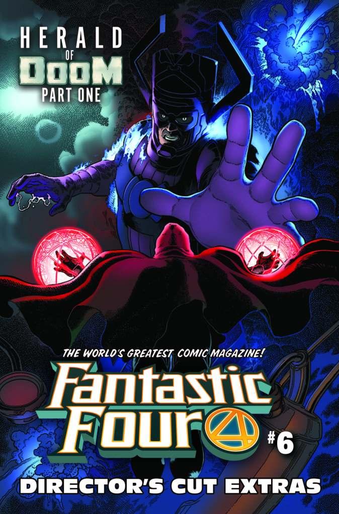 Fantastic Four #6 Director's Cut