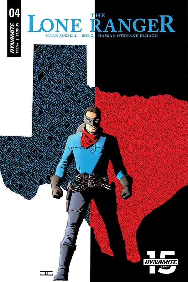 The Lone Ranger (Vol.3) #4