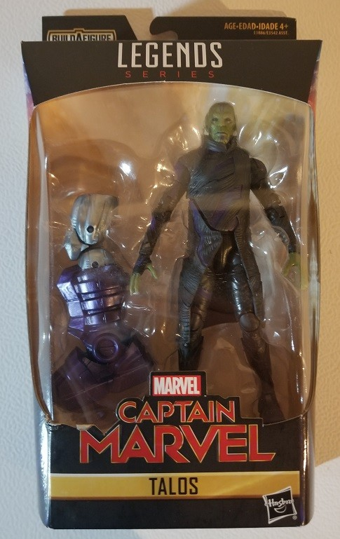 Marvel Legends Talos