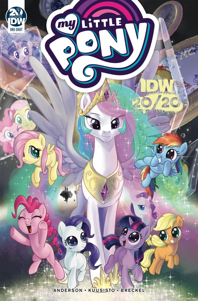 My Little Pony: IDW 20/20
