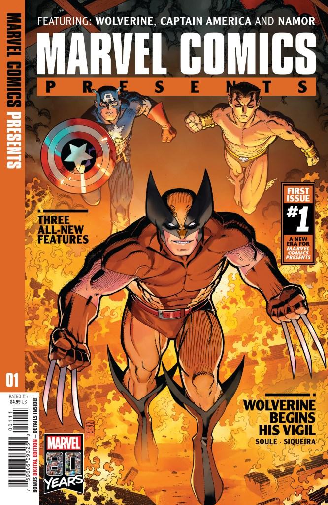 Marvel Comics Presents #1
