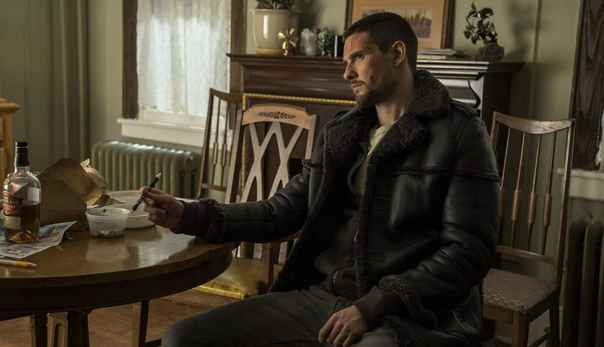 Marvel's The Punisher S2E4 Scar Tissue