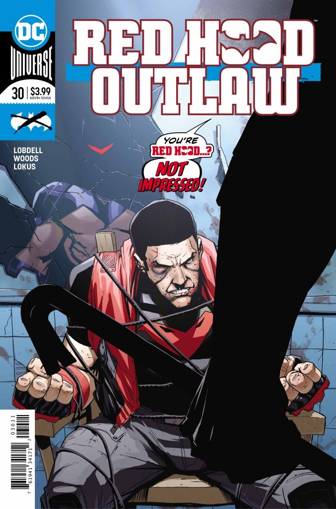 Red Hood Outlaw #30