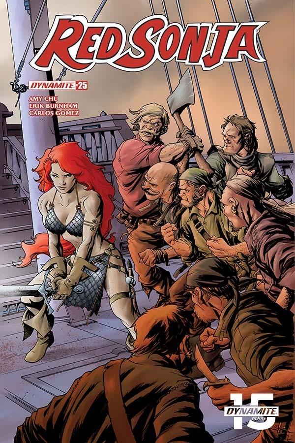 Red Sonja Vol. 4 #25